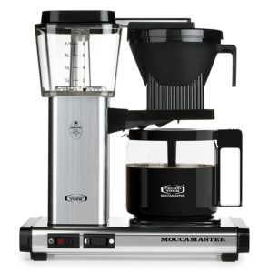 Moccamaster Coffee maker made in Netherlands