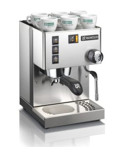 Rancilio Silvia - best coffee machine not produced in China