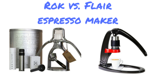 Whatmanueal espresso maker is better ROK or Flair?