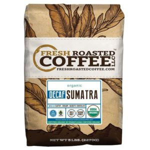 Sumatra decaf whole bean coffee reviews