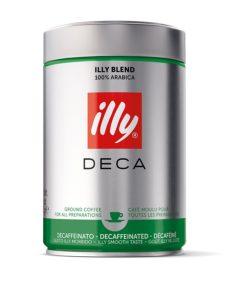 illy Espresso Decaff Coffee