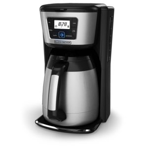 BLACK+DECKER The Best Thermal 12-Cup Coffeemaker under $50