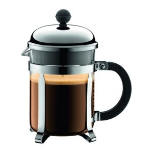 Is Bodum the best one 4-cup French Press coffee maker?