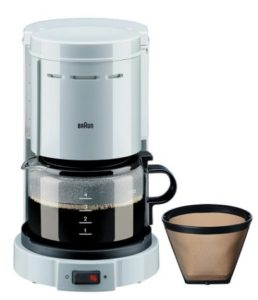 Braun KF12WH Aromaster 4-Cup Coffee Maker Review