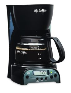 Great cheap 5-Cup Drip Coffee maker Mr. Coffee