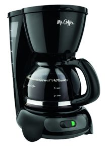 Mr. Coffee 4-Cup Coffee Maker with Filter Review