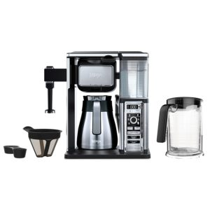 Ninja Coffee Bar Brewer CF097 Review