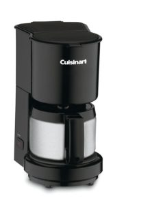 Review Cuisinart DCC-450BK the best 4-Cup Coffeemaker