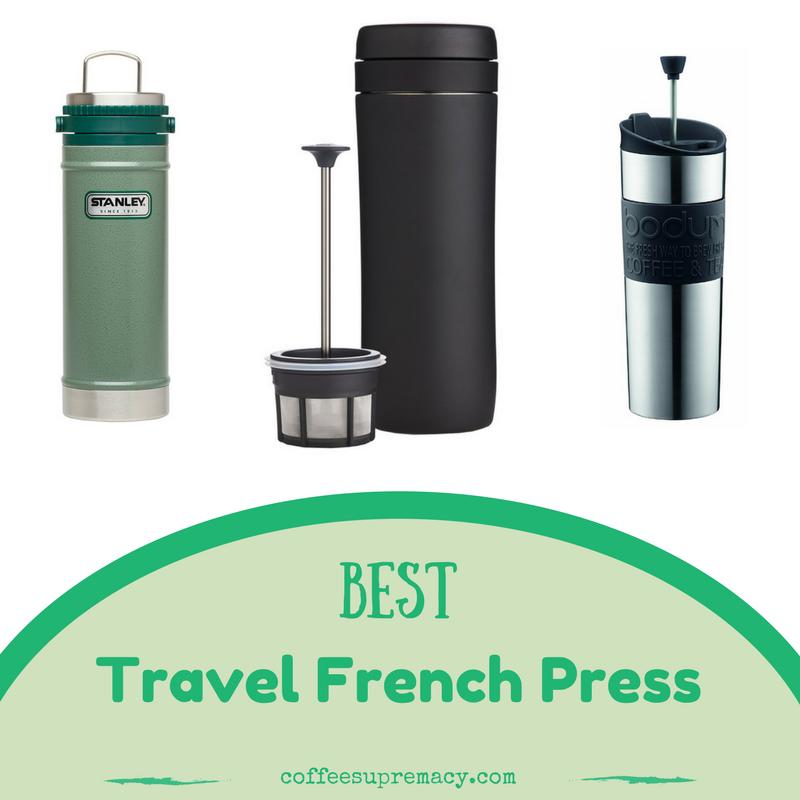 Top tarvel French press mugs