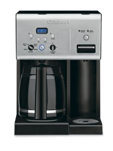 Cuisinart best 12-cup coffee maker with hot water dispenser