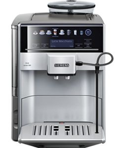 Espresso machine made in Germany by Siemens