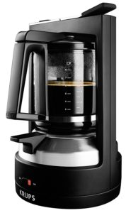 KRUPS KM4689 Coffee Maker 10-Cup