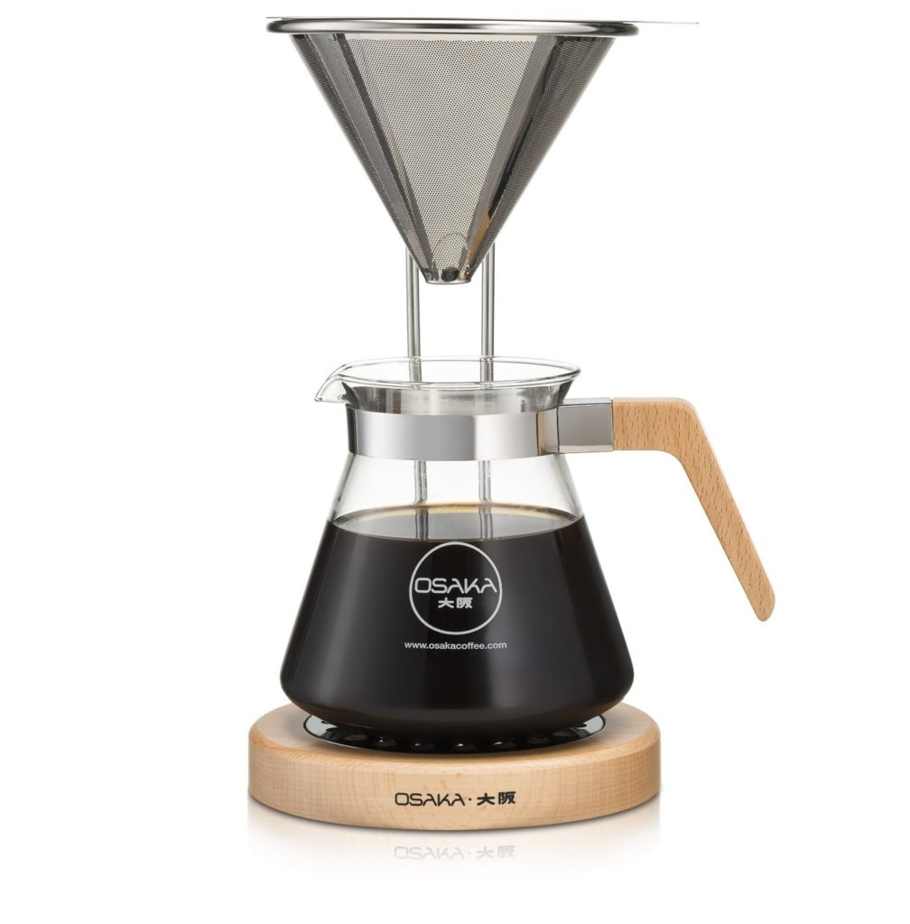 Osaka pour-over drip brewer review