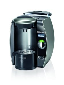 Tassimo by Bosch TAS6515UC German made Single Serve Coffee Brewer