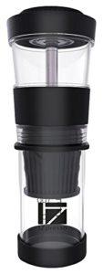 1Z Portable Mini Hand Pressure K-Cup Coffee Maker