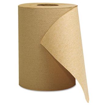 BROWN ROLL PAPER TOWEL