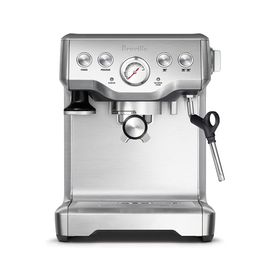 Is Breville Infuser Best Espresso Machine under 500?