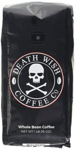 Death Wish highest caffeine coffee beans