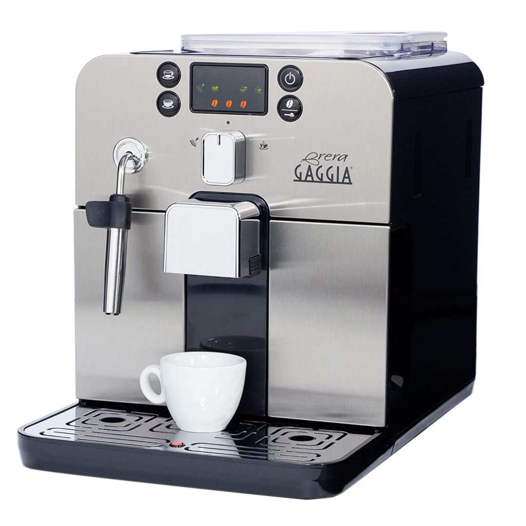 Gaggia Brera Top rated Super Automatic Espresso Machine under $500