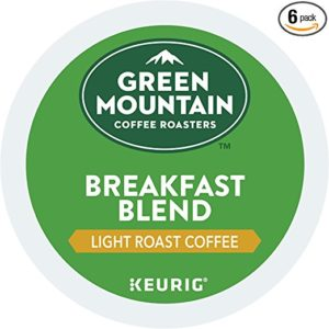 Green Mountain Breakfast Blend Single-Serve Keurig K-Cup