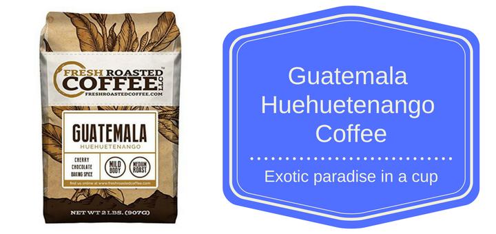 Guatemala Huehuetenango Coffee