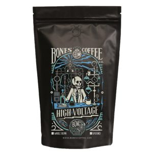 High Voltage coffee beans