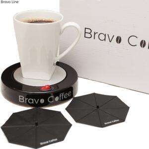 Hottest mug warmer by Bravo coffee