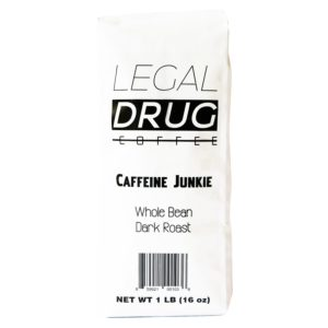 Legal Drug Coffee, The World's Most Caffeinated Coffee