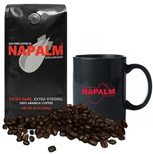 Napalm Coffee - Strong dark roast coffee beans