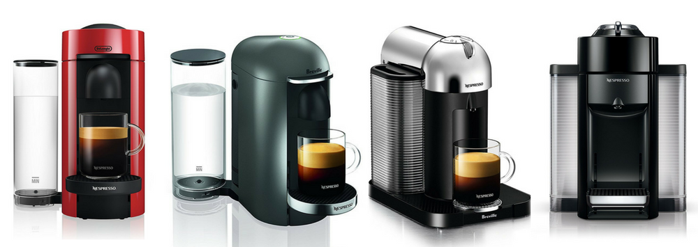 Nespresso Vertuoline machines - Full reviews and comparison