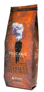 Volcanic Coffee, Strongest Coffee, High Caffeine, Whole Bean