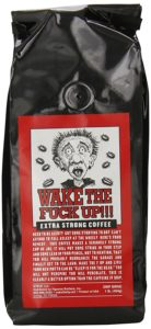 Wake the F'Up coffee