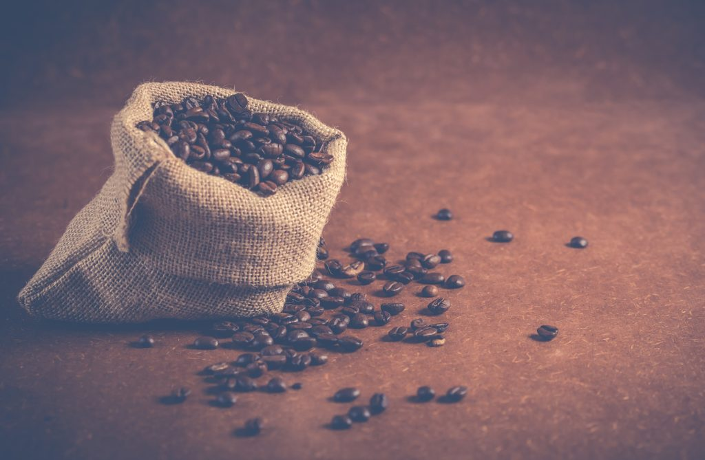 How can you tell coffee beans gone bad