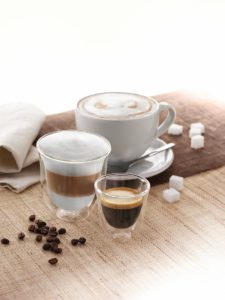 DeLonghiCappuccino Glasses third best cappuccino glass of 2018